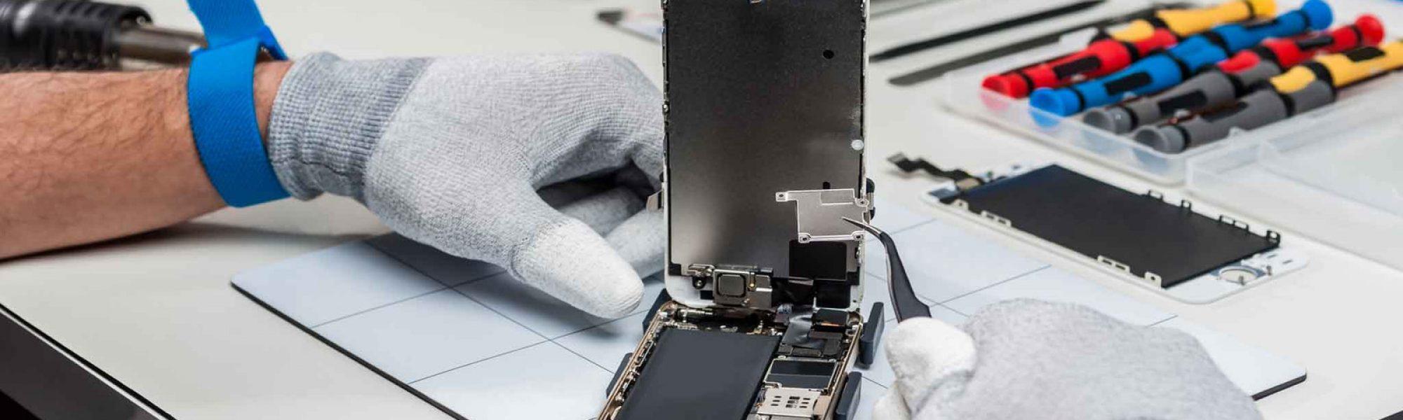 Serviço de Manutenção em Tablets e Celulares